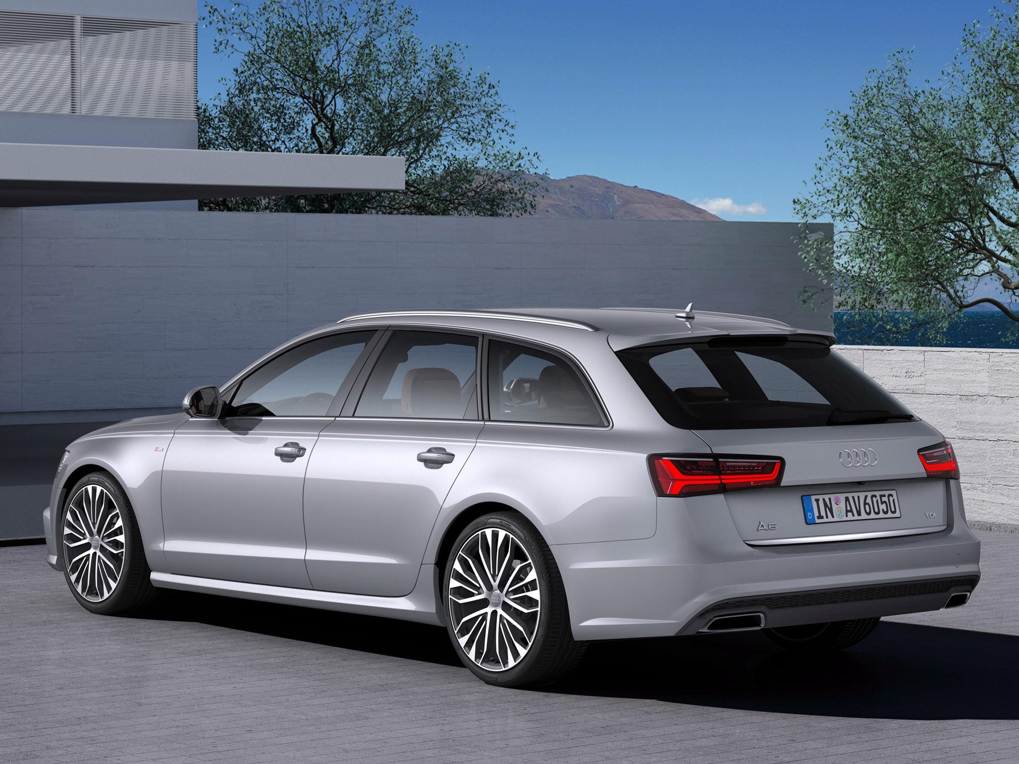 2015 Audi A6 Avant 2.0 TDI S-Line