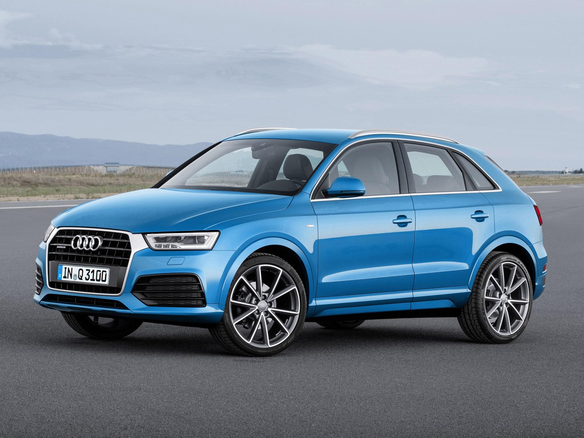 2015 Audi-Q3 S-Line 2.0 TDI Quattro
