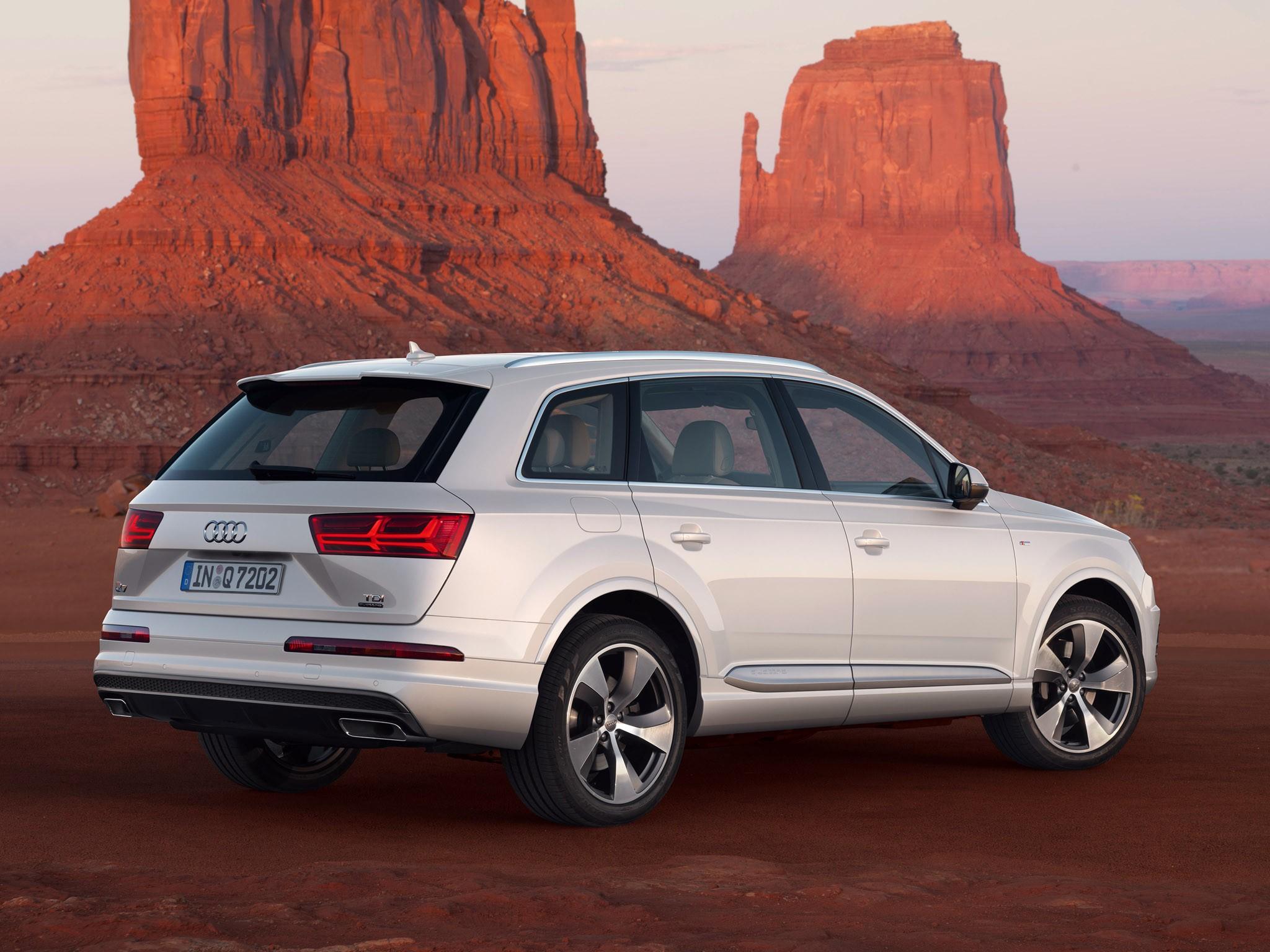 2015 Audi-Q7 TDI Quattro S-Line