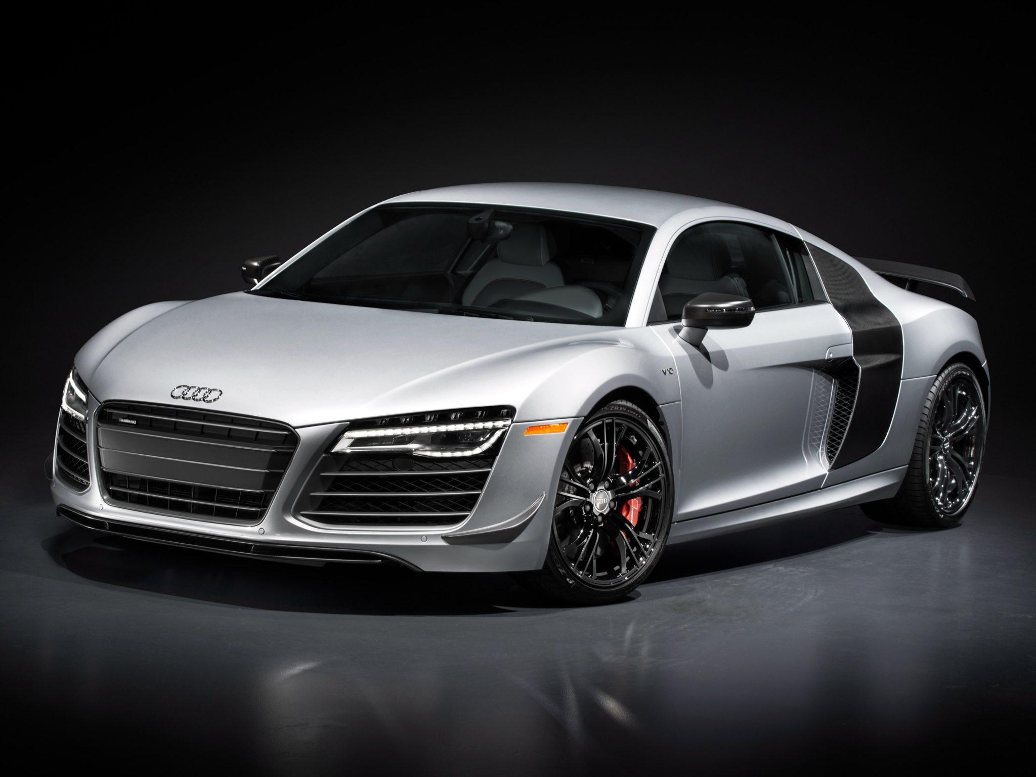 Audi R8 Compétition 2015