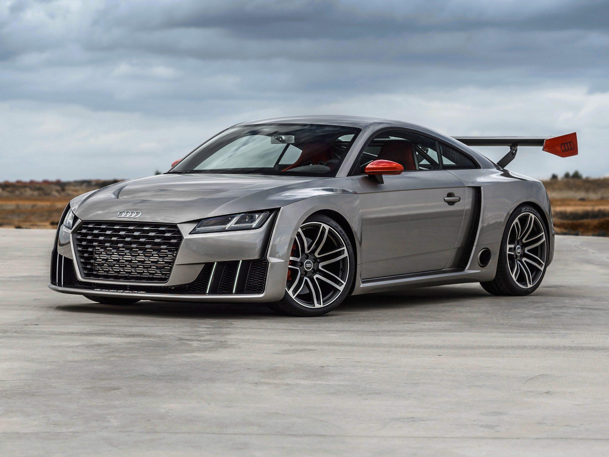 Audi TT Clubsport Turbo Concept 2015