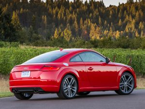 Audi TT Coupe 2.0 TFSI Quattro USA 2015