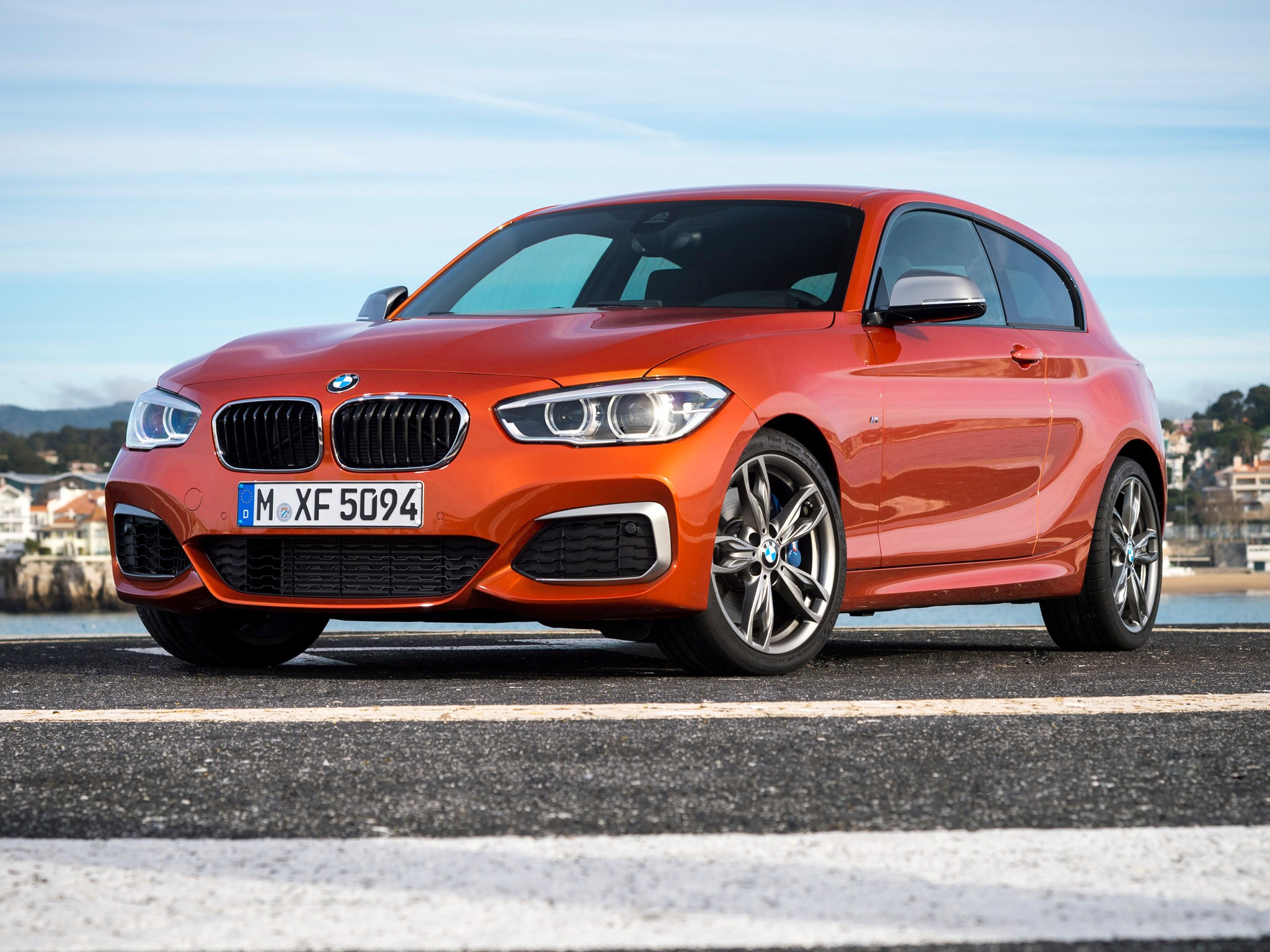 2015 Bmw 1 Series M135i 3 Door F21