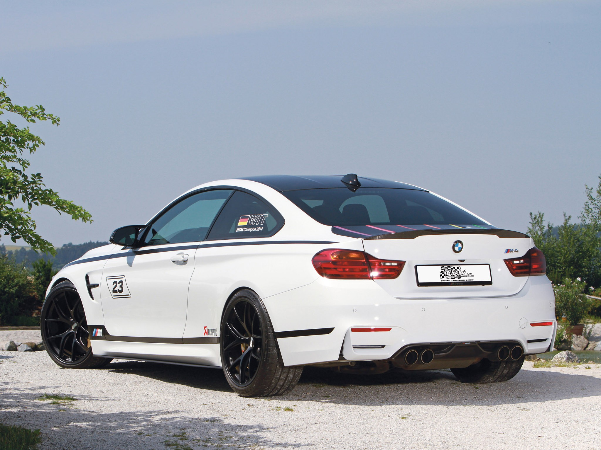 2015 Bmw M4 DTM Champion Edition - TVW Car-Design
