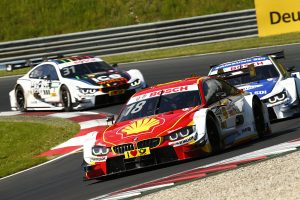 2016 Augusto Farfus - BMW M4 DTM