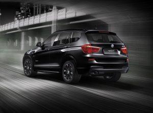 2016 Bmw X3 Xdrive 20D M Sport Blackout F25