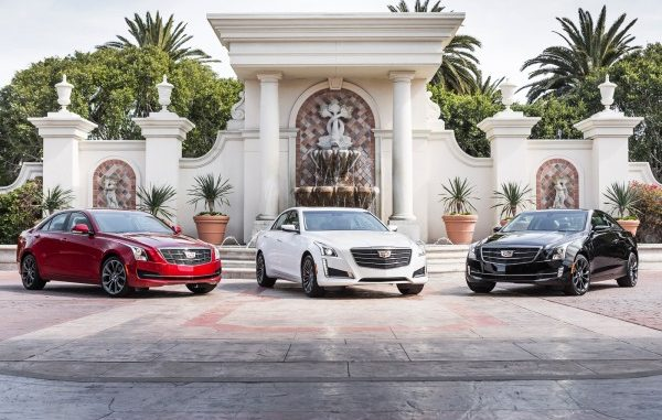 2016 Cadillac ATS Groupe