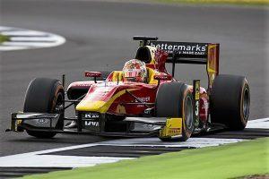 2016 GP2 Series Silverstone Norman Nato