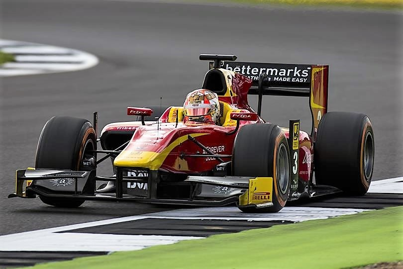 2016 GP2 Series Silverstone Norman Nato