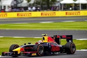 2016 GP2 Series Silverstone Pierre Gasly