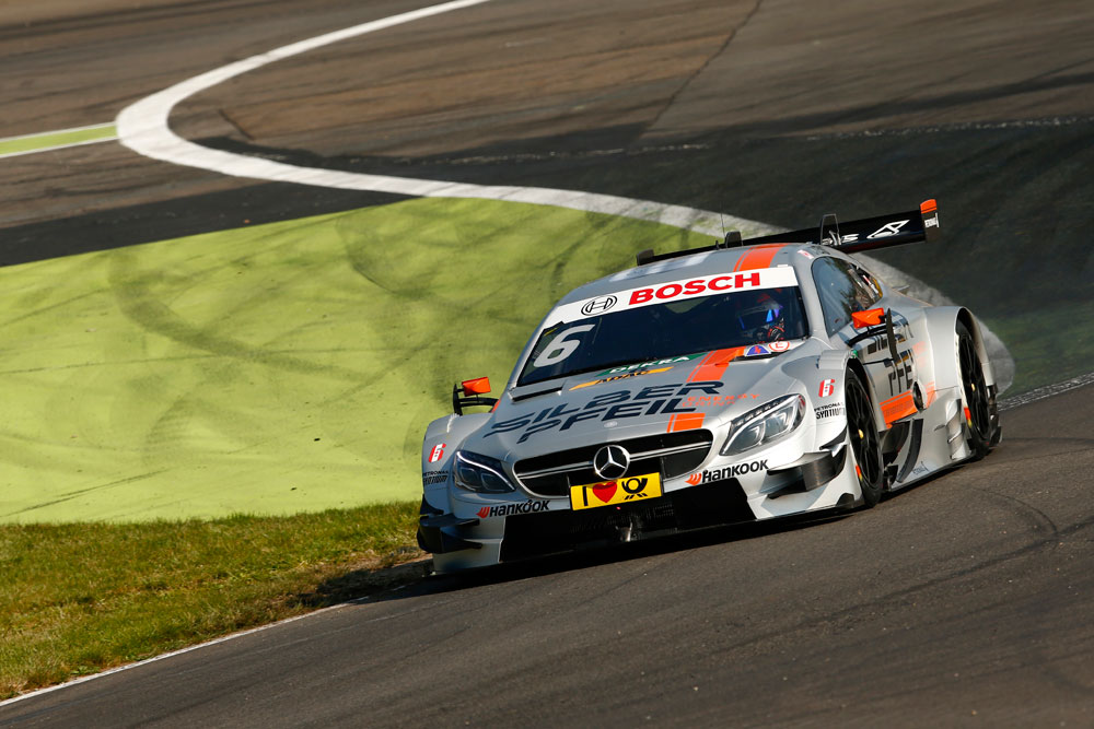 2016 Robert Wickens - Mercedes AMG C63 DTM
