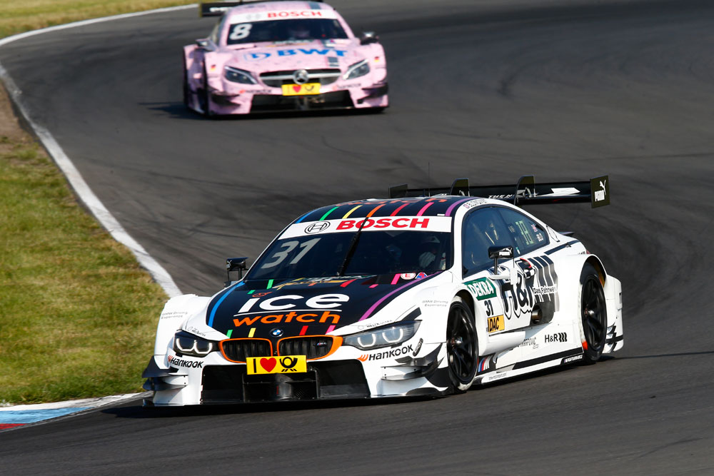 2016 Tom Blomqvist - BMW M4 DTM