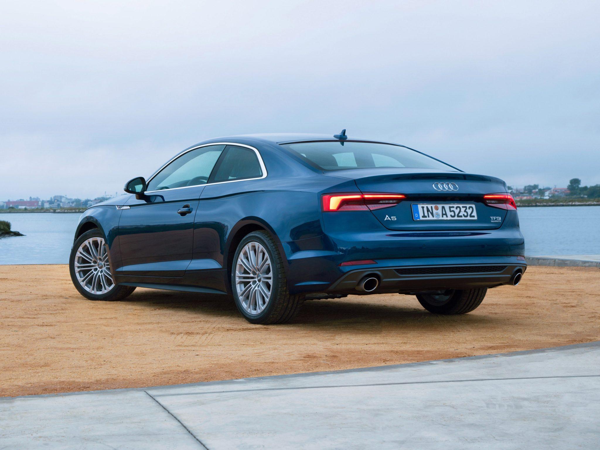 Audi A5 2.0 TFSI Quattro S-Line Coupe 2016