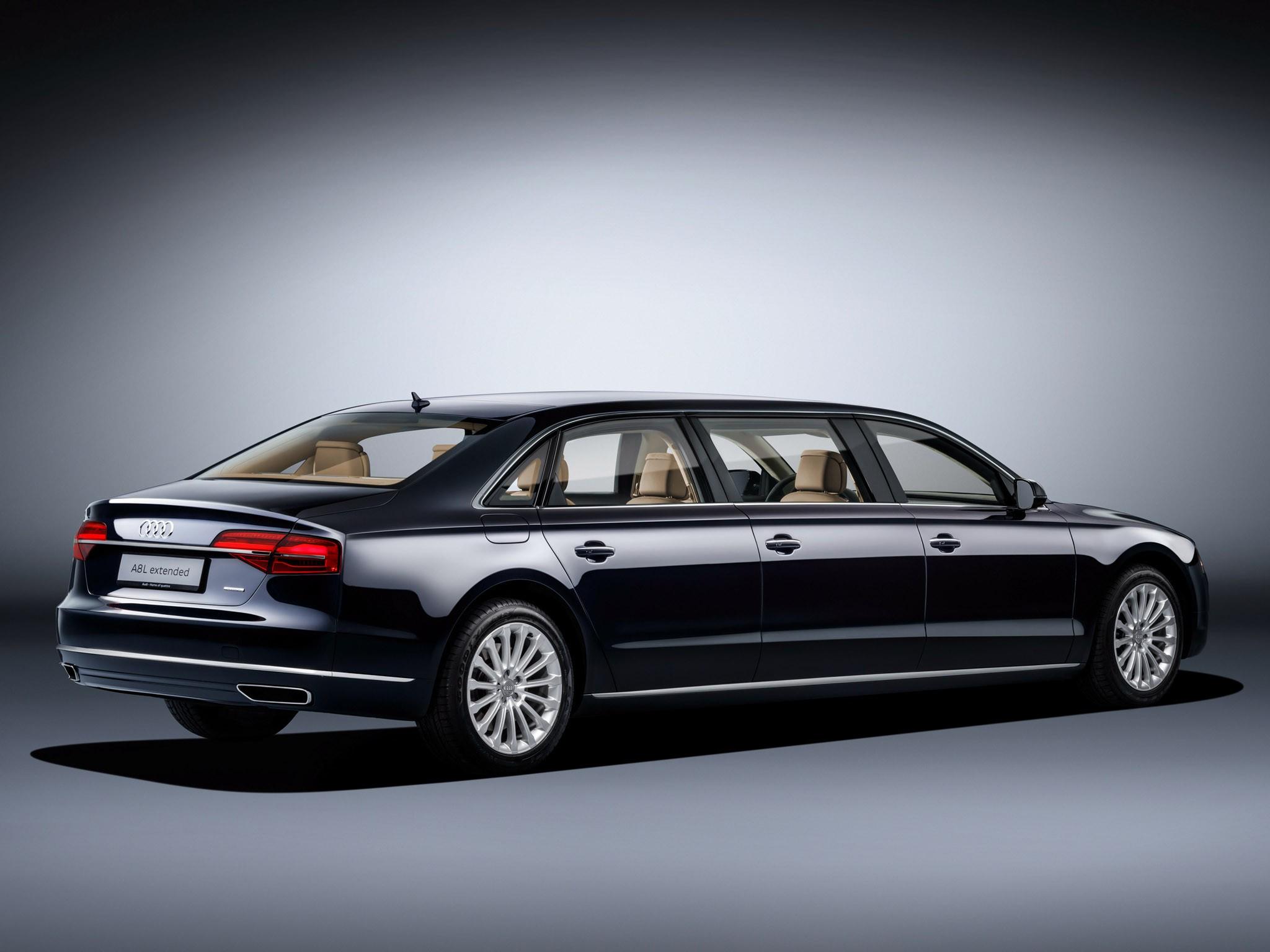 Audi A8 L Extended D4 Limousine 2016