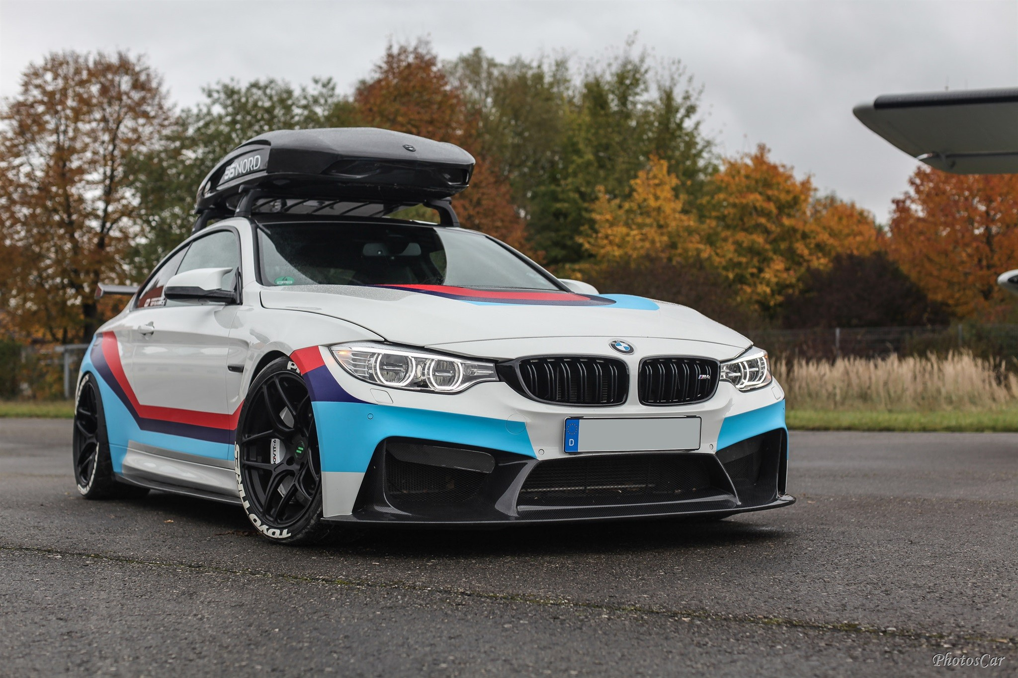 Bmw 2016 F82 M4 by Carbonfiber Dynamics