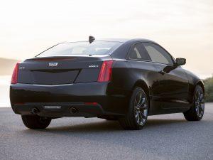 2016 Cadillac ATS Coupe Black Chrome