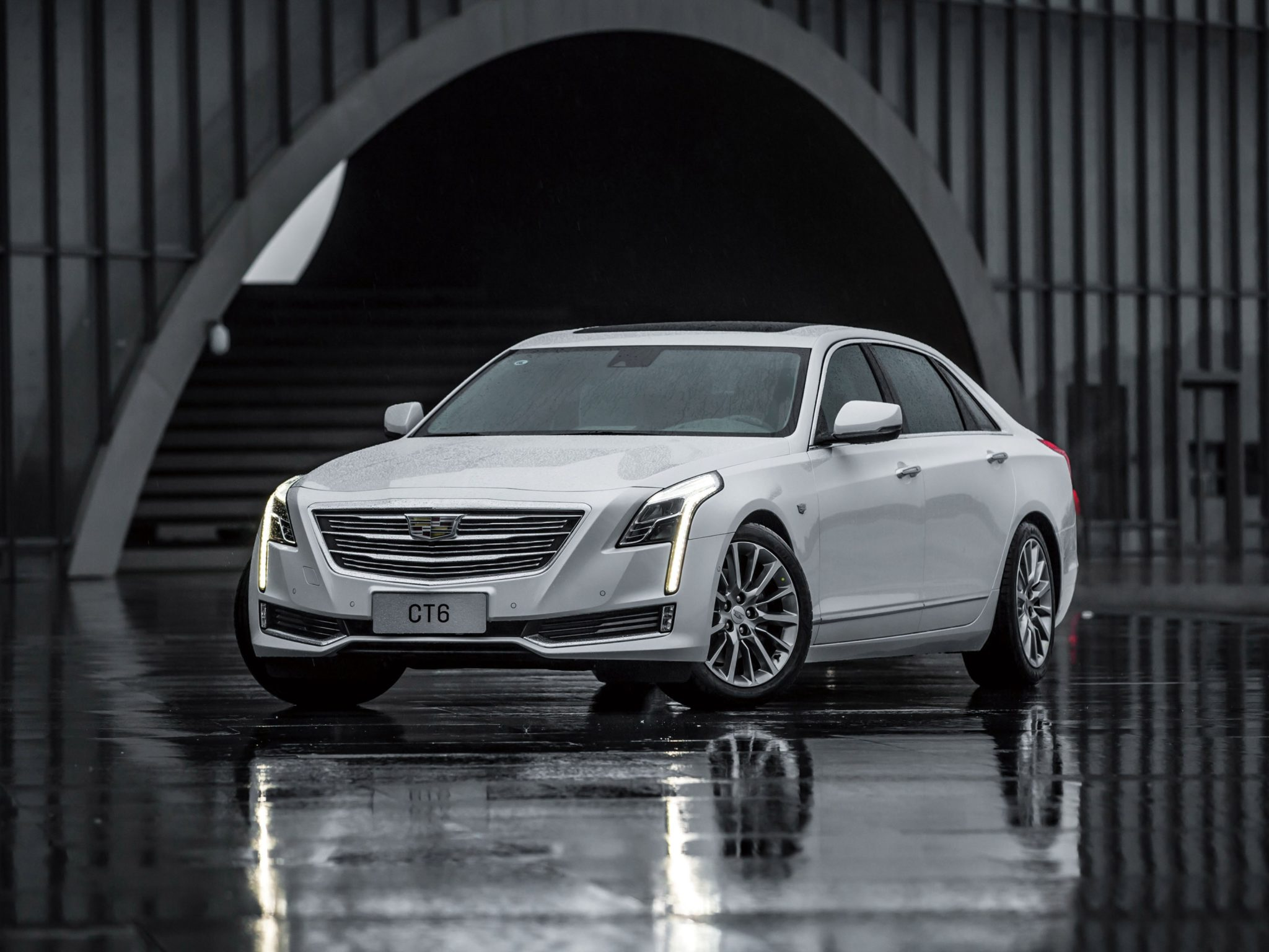 2016 Cadillac CT6 China