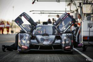 2016 GT Tour Nogaro Ligier JS P3