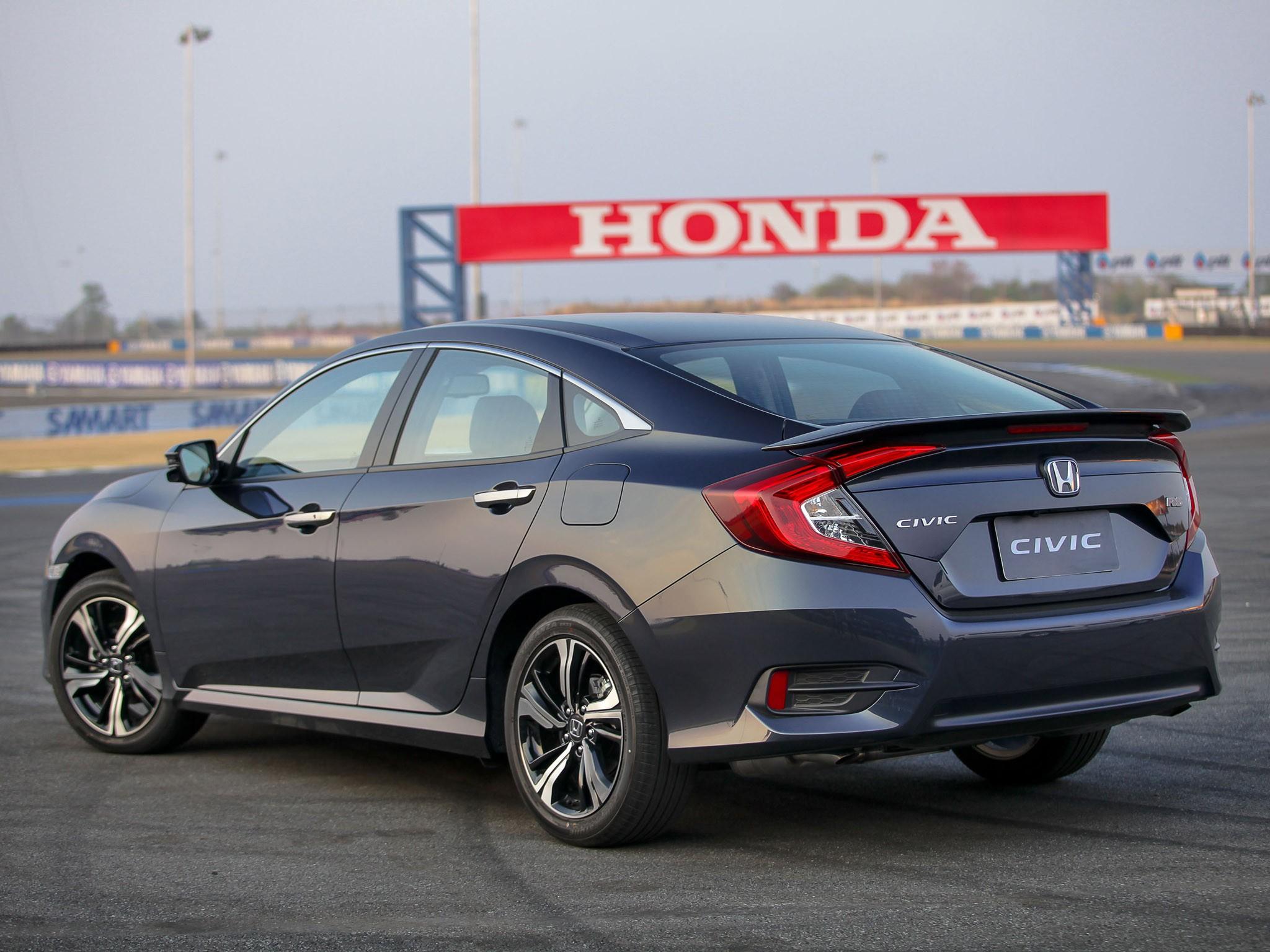 2016 Honda Civic Sedan RS