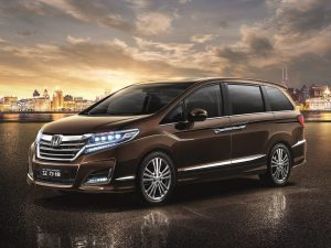 2016 Honda Elysion China