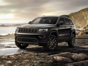 2016 Jeep Grand Cherokee 75th Anniversary WK2 Europe