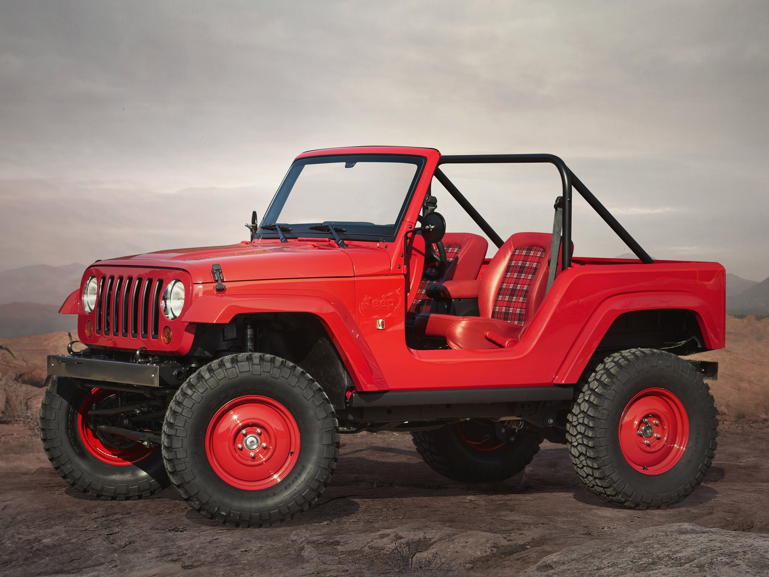 2016 Jeep Shortcut Concept