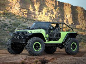 2016 Jeep Trailcat Concept
