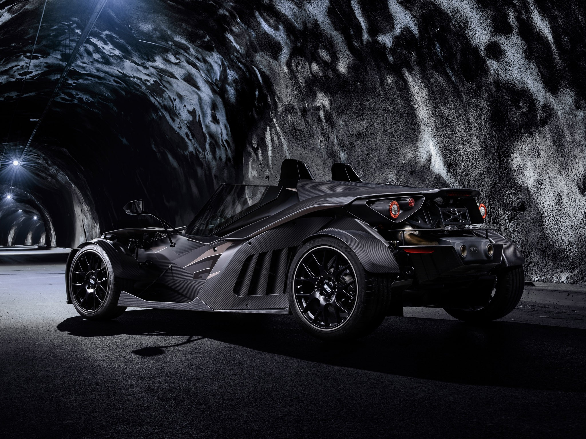 Ktm X-Bow GT Black Edition 2016