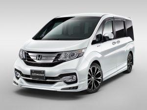 2016 Mugen Honda Stepwgn