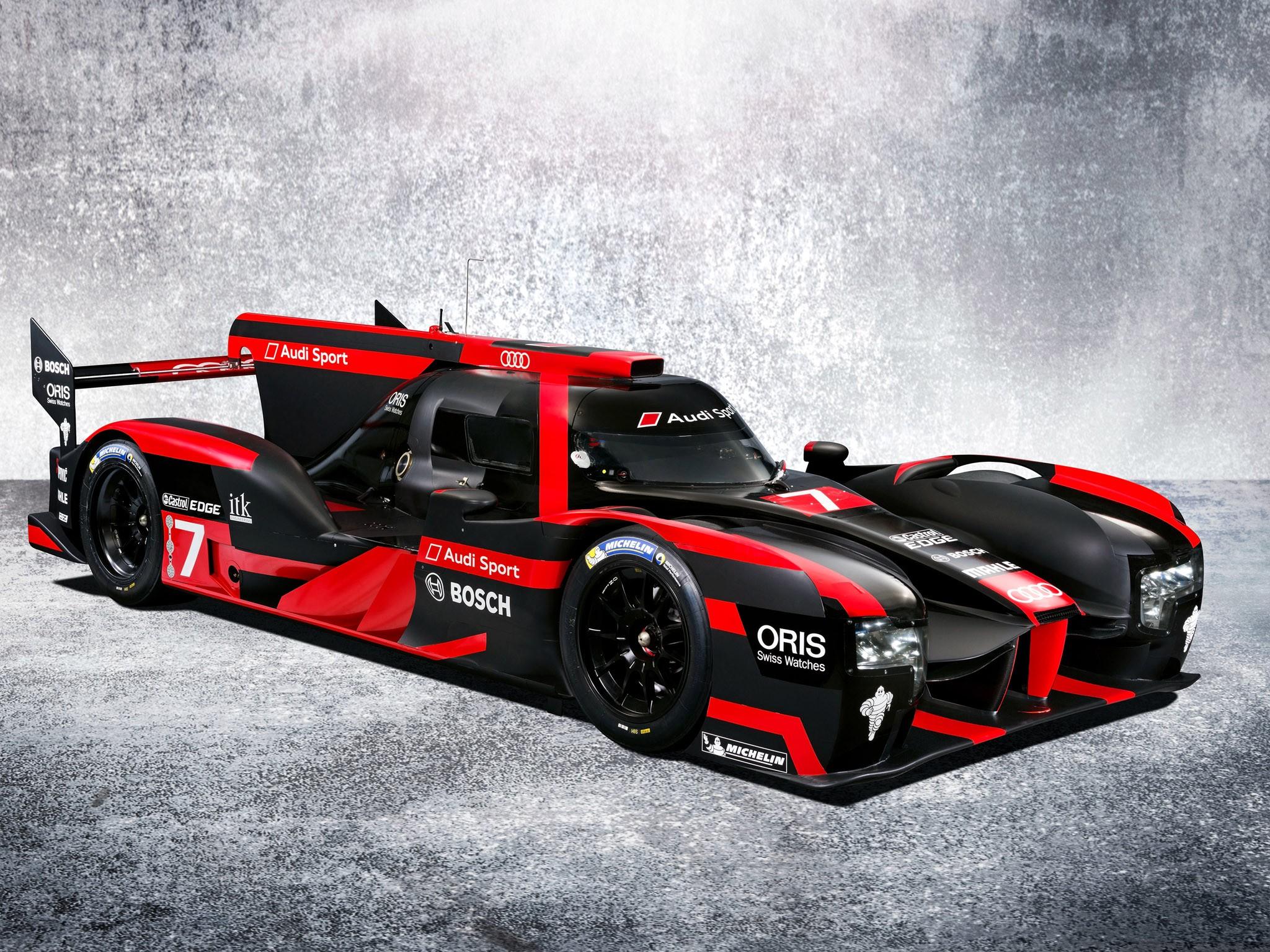 Audi R18 Etron Quattro 2016