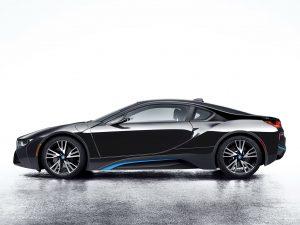 2016 BMW i8 Mirrorless concept