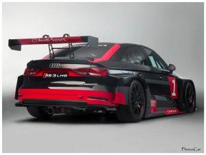 2017 Audi RS3 LMS Racecar
