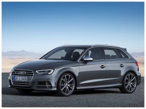 2017 Audi S3 Sportback