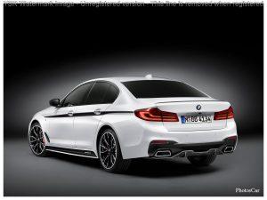 2017 BMW 5 Series M-Performance Parts