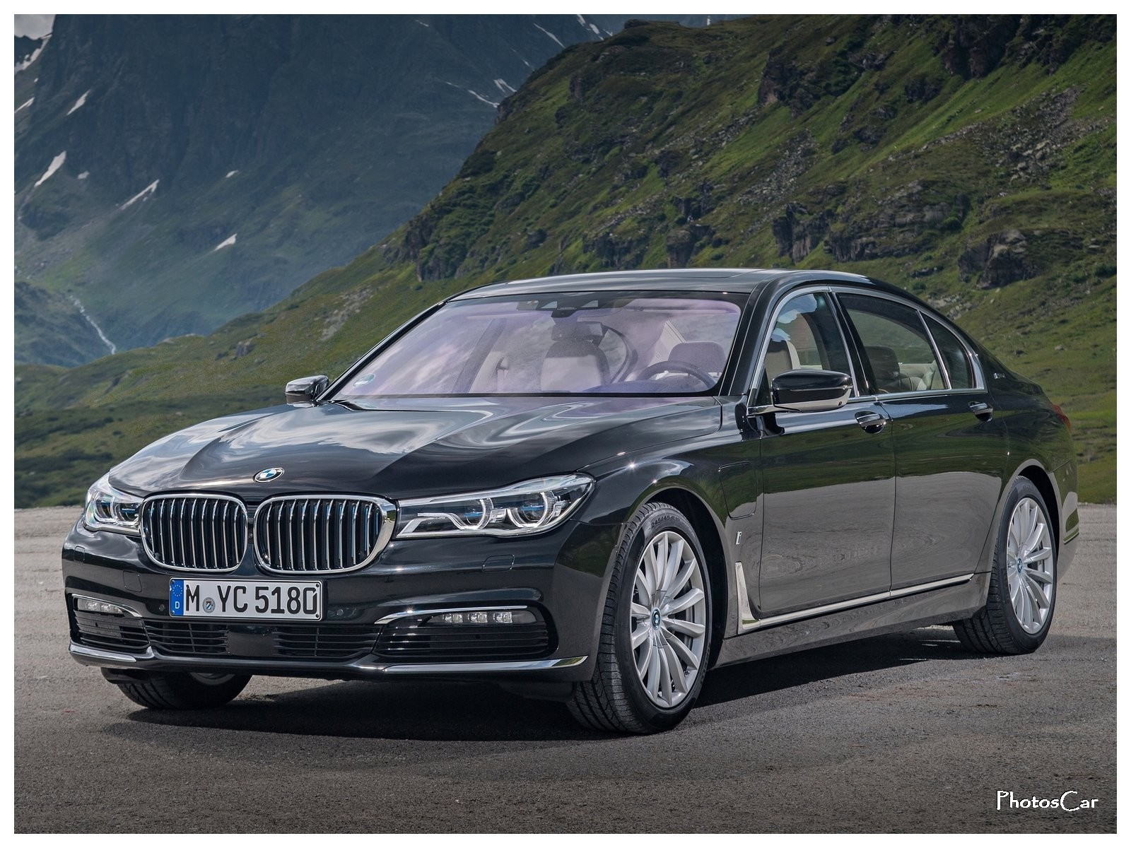 2017 BMW 740Le xDrive iPerformance