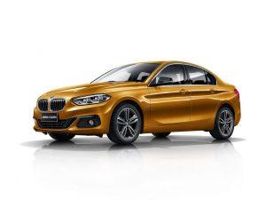 BMW 1 Serie Sedan 2017