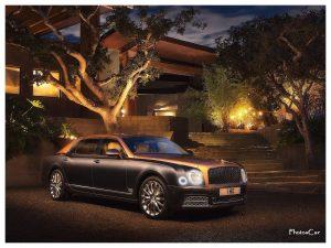 2017 Bentley Mulsanne EWB