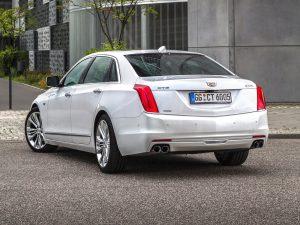 Cadillac CT6 Version EU 2017