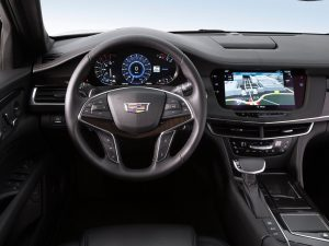 Cadillac CT6 Version EU 2017n