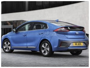 2017 Hyundai Ioniq UK