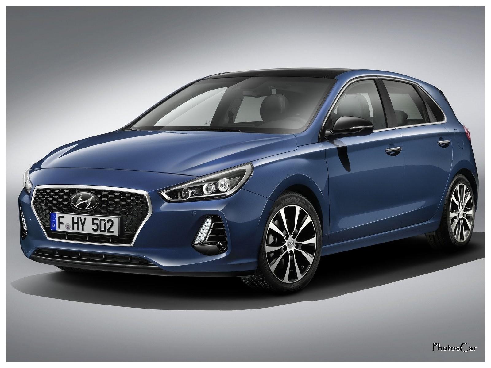 Hyundai i30 2017: La gamme s'articule autour de quatre moteurs.
