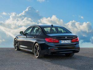 2018 BMW M550i xDrive