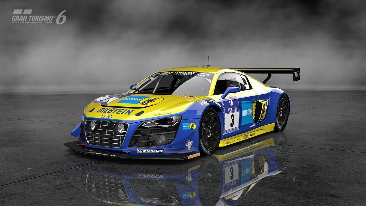 Audi R8 LMS ultra Audi Sport Team Phoenix