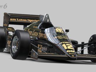 Ayrton Senna - Lotus 97T - Formule 1