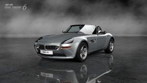 BMW Z8 Gran Turismo 6