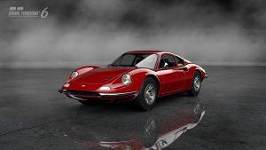 Ferrari Dino 246 GT - Gran Turismo