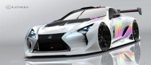 LEXUS LF LC GT Vision Gran Turismo