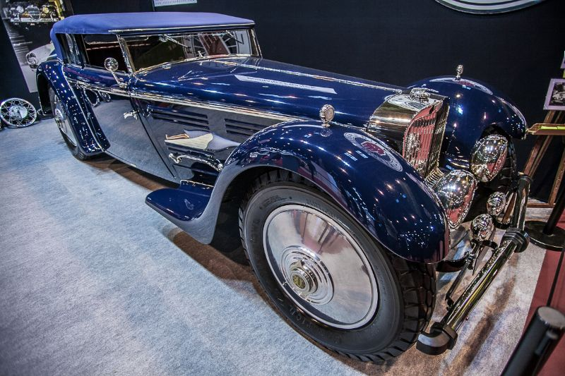 Bucciali TAV 30 Cabriolet replica