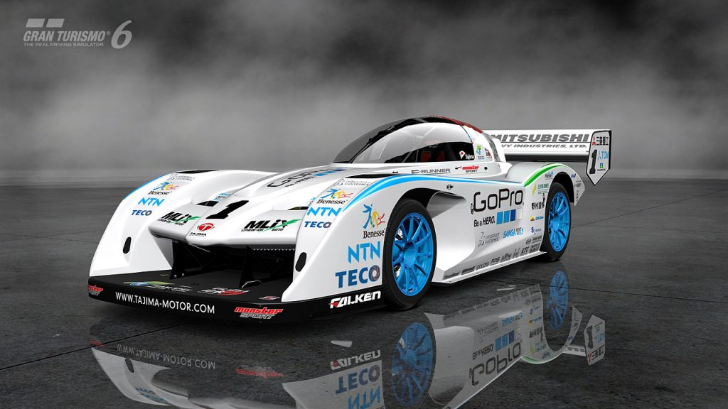 Tajima 2012 Monster Sport E RUNNER Pikes Peak Special