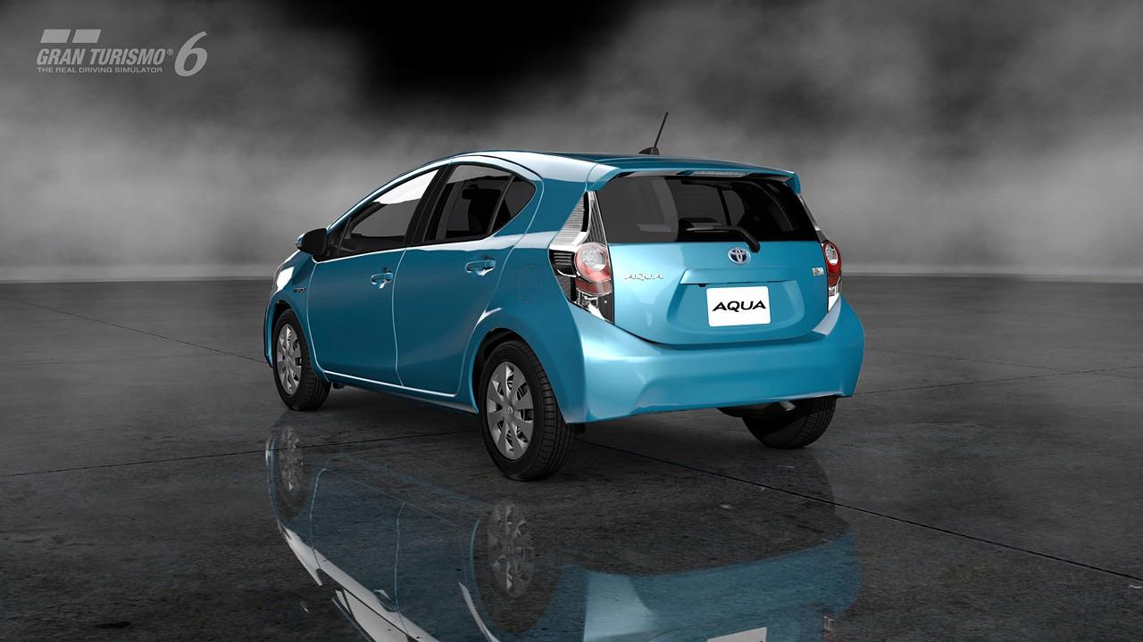 Toyota Aqua S Gran Turismo